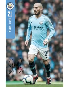 Manchester City - Poster
