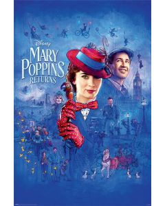 Mary Poppins - Movie Poster