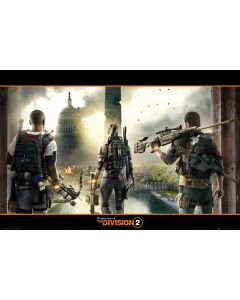 The Division 2 - Gaming Poster