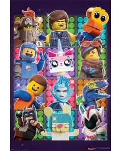 The Lego Movie 2 - Movie Poster