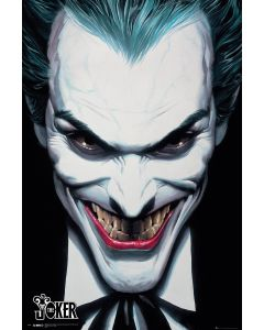 The Joker - Comic Poster
