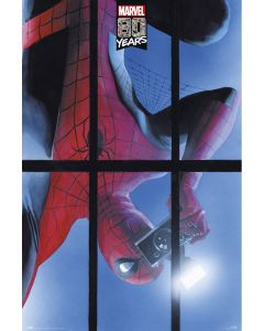 Spider-Man - Comic Poster