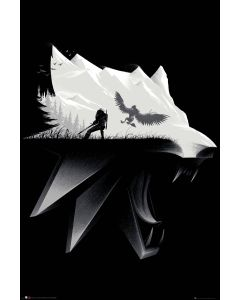 The Witcher: Open World - Gaming Poster