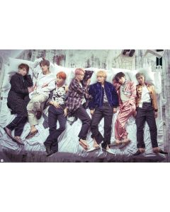 BTS - Music Poster