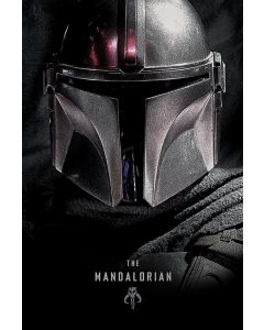 Star Wars: The Mandalorian - TV Show Poster