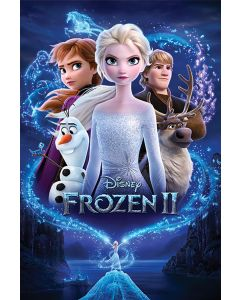 Frozen 2 - Movie Poster