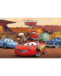 Cars - Movie Poster