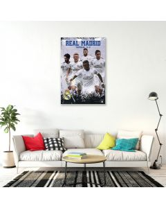 Real Madrid - Poster