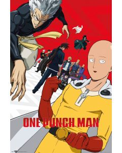 One Punch Man - TV Show Poster