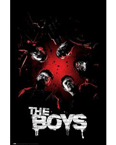 The Boys - TV Show Poster