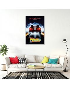 Back To The Future - Movie Poster