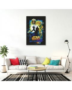 Star Wars: Episode VI - Return Of The Jedi - Movie Poster