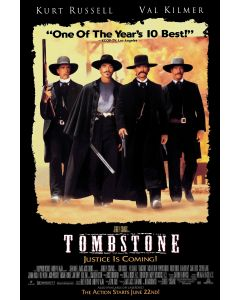 Tombstone - Movie Poster
