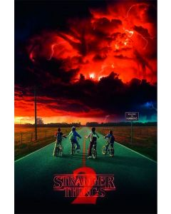 Stranger Things 2 - TV Show Poster