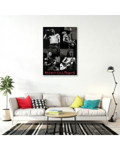 Red Hot Chili Peppers - Music Poster