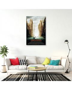The Lord Of The Rings - Fellowship Of The Ring - Movie Poster