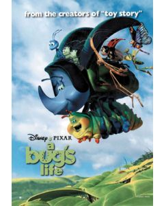 A Bug's Life - Movie Poster