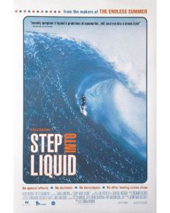 Step Into Liquid - Movie Poster