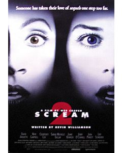 Scream 2 - Movie Poster