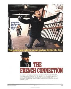 The French Connecetion - Movie Poster