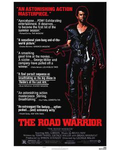 Mad Max II - The Road Warrior - Movie Poster