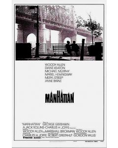 Manhattan - Movie Poster