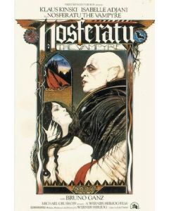Nosferatu The Vampyre - Movie Poster