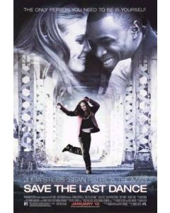 Save the Last Dance - Movie Poster