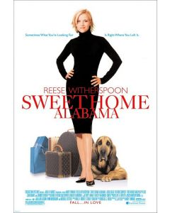 Sweet Home Alabama - Movie Poster