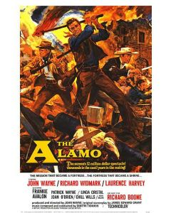 The Alamo - Movie Poster