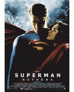 Superman Returns - Movie Postcard