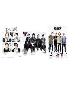 5 Seconds Of Summer - Poster Set