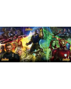 Avengers: Infinity War - Movie Poster Set