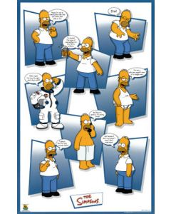 The Simpsons - Poster
