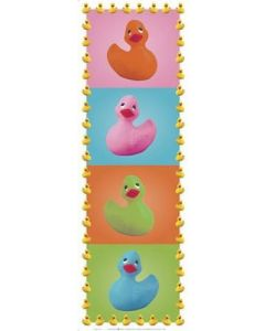 Duckies Galore - Poster